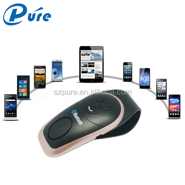 Wireless Bluetooth vehicle kit V3.0+EDR Visor Speaker Phone Handsfree Vehicle Kit Equipped with high-fidelity speakers