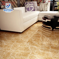 high quality easy cleaning glazed porcelain floor slippery tiles in china