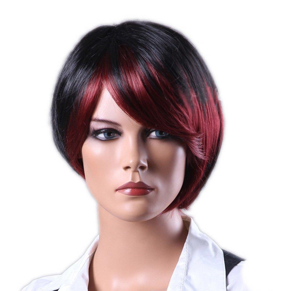 Cheap Black Hair Red Highlights Find Black Hair Red Highlights