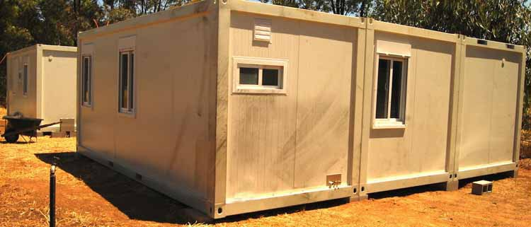 Goden Supplier 20ft Container House Price Made In China