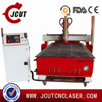 China manufacture Automatic tool changer 3d wood carving cnc router/computer control auto tool changer cnc machine