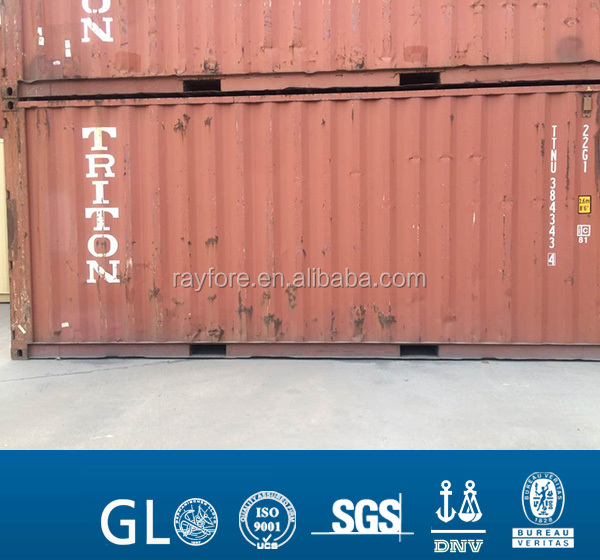 Used 20 feet shipping containers for sale in shanghai Ningbo Tianjin Qingdao