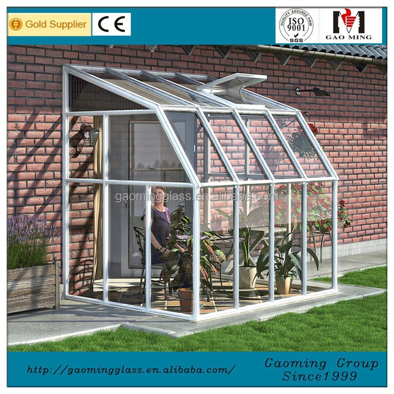 Preis von aluminium glashaus wintergarten glas zimmer 1180 - Glashaus wintergarten ...