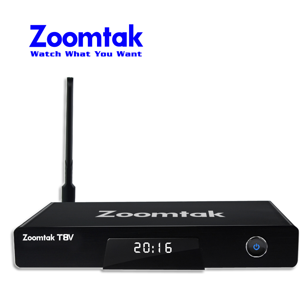 Zoomtak Amlogic S905 Android 5.1 cable <strong>tv</strong> internet iptv <strong>set</strong> top <strong>box</strong> with 2G RAM 16G Emmc