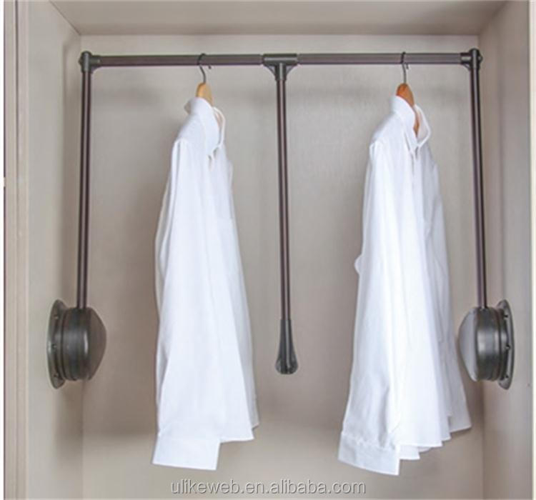 Lift pull down wardrobe clothes hanging rail buy adjustable lift pull down wardrobe clothes hanging rail buy adjustable clothes hangerwardrobehanging rail product on alibaba sisterspd