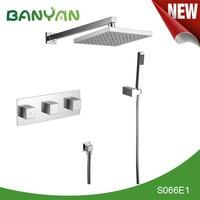 Bathtub accessories rain shower faucet set