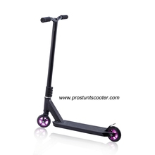China Factory Supply High Quality Aluminum Stunt Scooter with HIC system