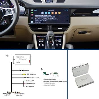 Unichip Smartauto Box Apple Carplay Upgrade Cayenne Pcm 3 1 - Buy Carplay  Upgrade Cayenne,Carplay Upgrade Cayenne Pcm,Carplay Upgrade Pcm Product on