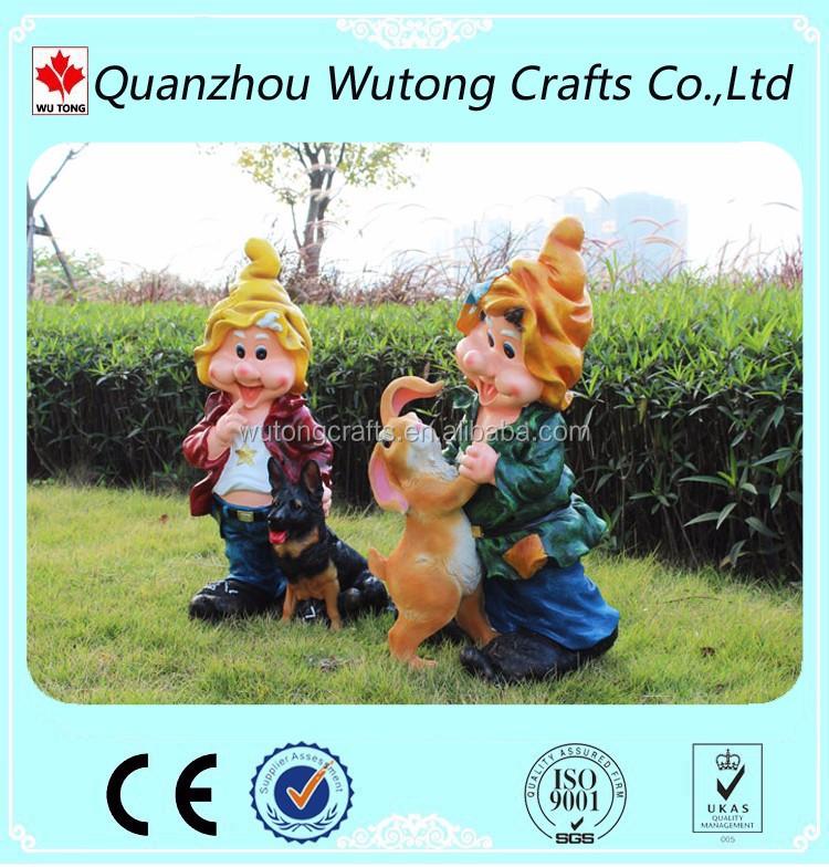 Wholesale Lawn Figures Village Style Garden Gnome Cheap Buy