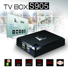 Very hot cheap good quality android tv box k1 plus
