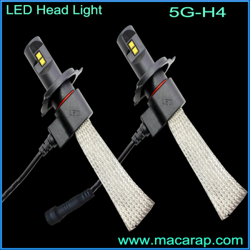 Macar New Arrival 5g H4 H7 H9 H11 Led Headlight Replace Halogen ...