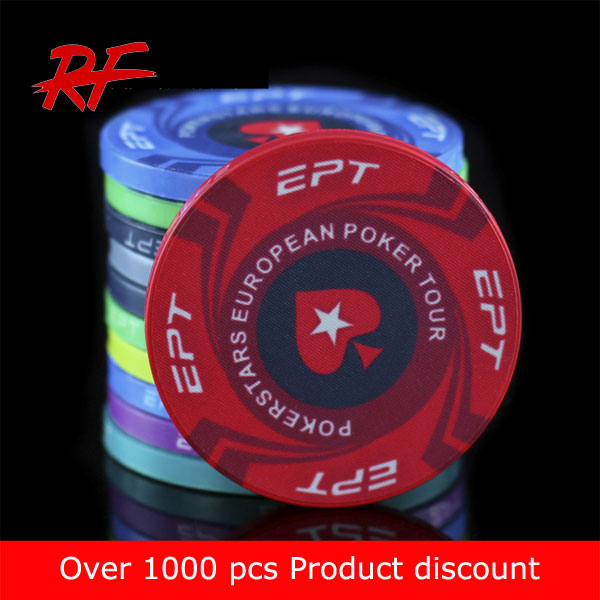 premium poker chip/poker stars poker chip /Ceramic poker chip