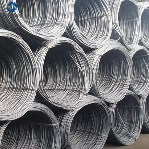 Hot sale Q235 ms wire rod