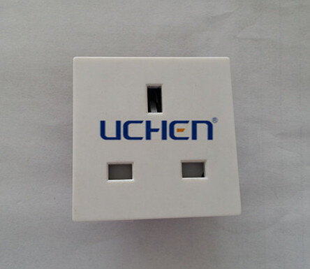 Europe AC snap type power socket/ british socket 250v 13a