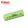 7.2v aaa 800mah ni-mh battery pack, ni-mh 40h battery pack 1.5v aa rechargeable battery/