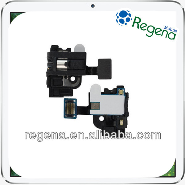 Wholesale 100% Original earphone flex cable for samsung galaxy S4 replacement part