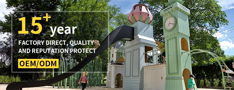 Barato crianças brincam zona de preços de equipamentos de playground ao ar livre para a venda