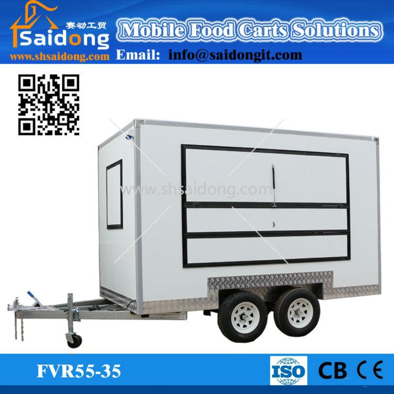 ad0b7c095e Street Mobile Kitchen Service Cart best global mobile food truck food van  for sale