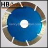 High Efficiency Long Working Life Brazed Diamond Tool Saw Blade pcd saw blade Circular Saw blade