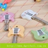 Fashion Mini Guitar shape silicone key cover