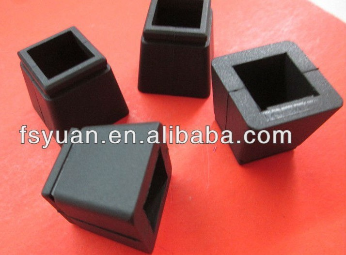 Square Plastic Chair Leg Floor Protectors, Square Plastic Chair Leg Floor  Protectors Suppliers And Manufacturers At Alibaba.com