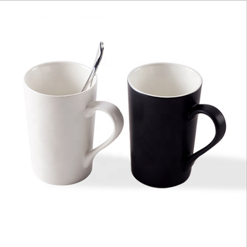Best selling ceramic cup with lid