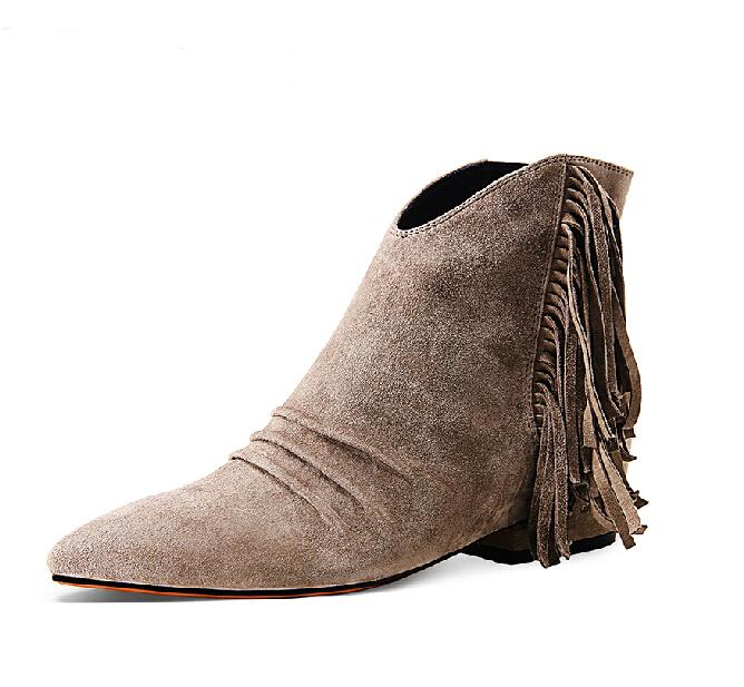 Cozy Flat Shoes
