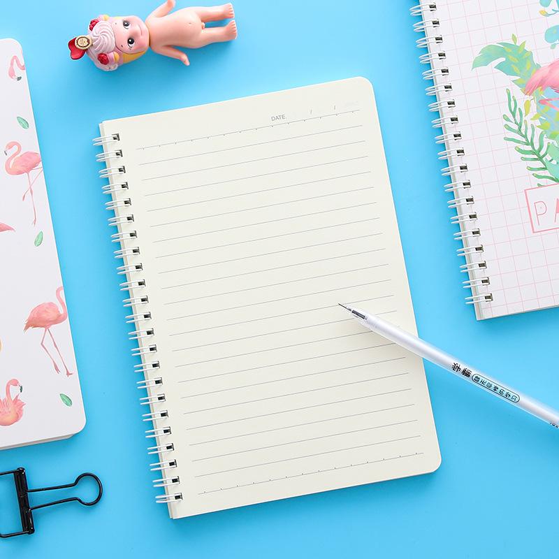 Myway Venta caliente kawaii instagtam estilo 365 calendario diario planificador calendario organizador diario cuaderno personalizado