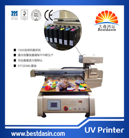 High quality acrylic laser printer A2 6090 UV flatbed printer UV phone case printer