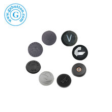 Different Type press metal leather jacket snap button clothing for