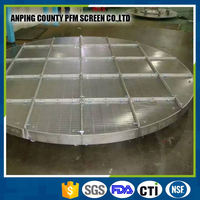 Stainless Steel Wedge Wire Mesh Screens
