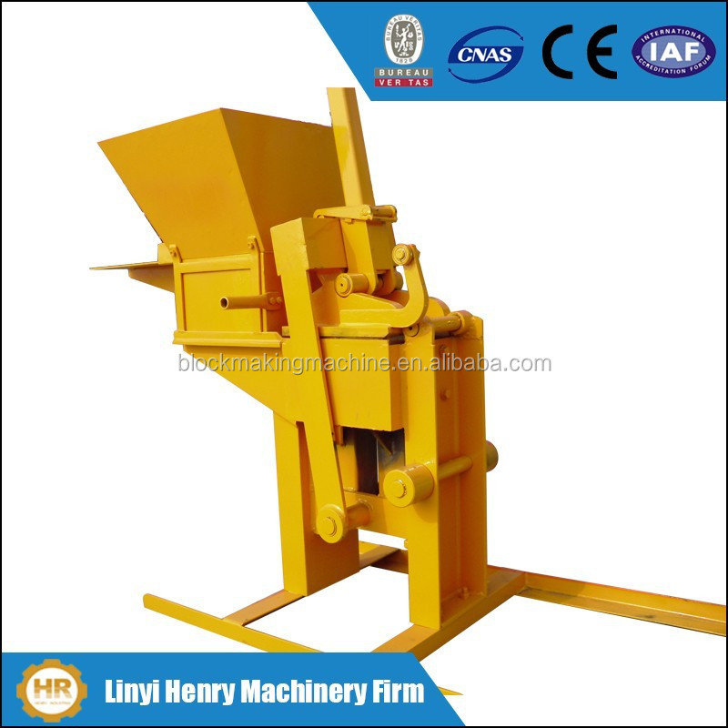HR1-30 Henry Germany technology soil brick machine price in india