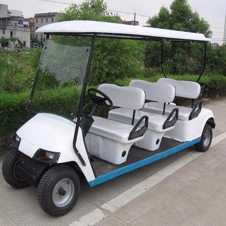 6 Plazas Eléctrica Carrito De Golf/carrito De Golf Para La Venta ...