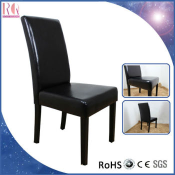 Leather Dining Room Chair High Back Covers Modern Luxury Restaurant Chairs Rq20362 A View Quality