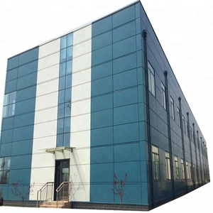 EPS PU Sandwich Panel Modern Steel Structure Warehouse In India