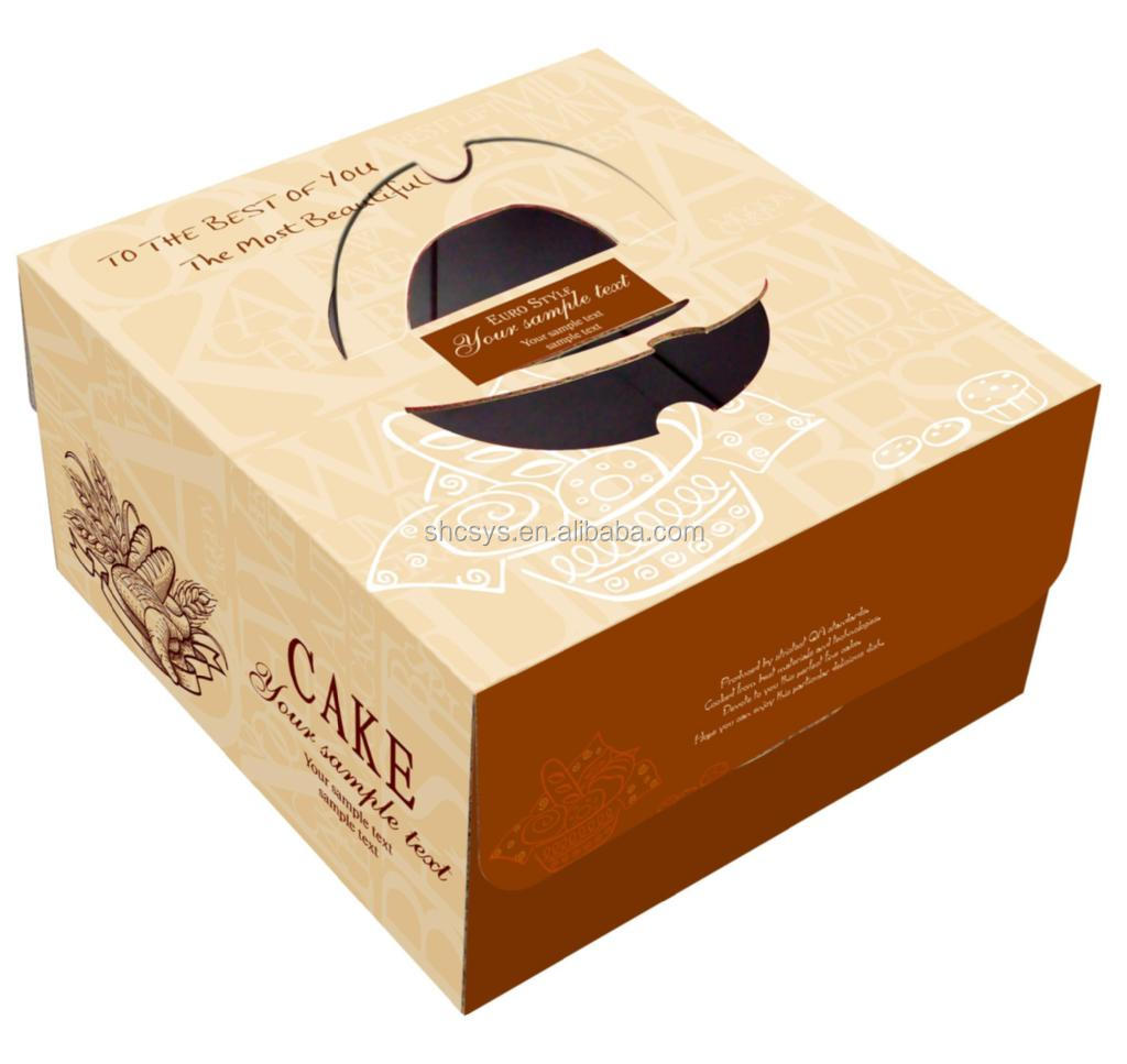 Cake Boxes Packaging Philippines