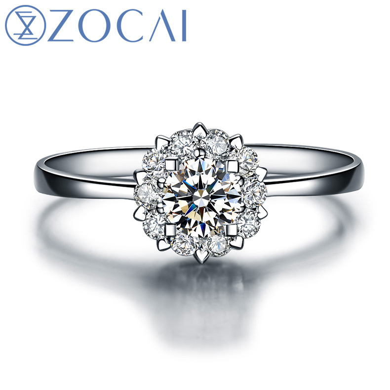 Carat Diamond Ring Diameter