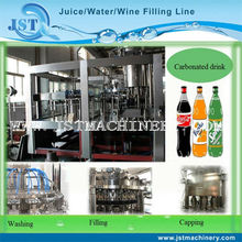 Good quality automatic carbonated drink making machinery