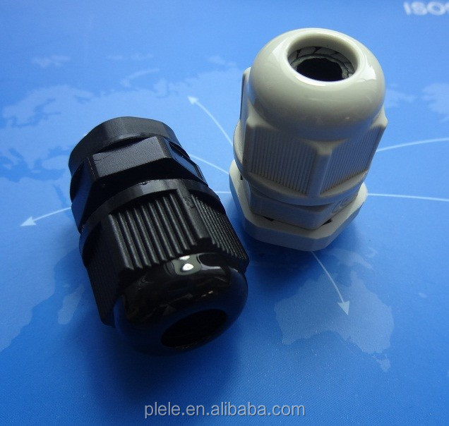 Good cable gland price waterproof M16 electric cable gland connection