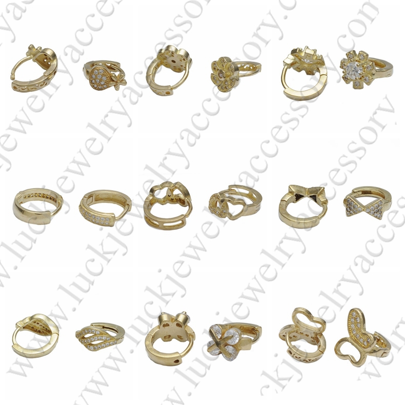 Fashionable Many Kinds Of Different Brass White Stone ...