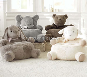 Kids Plush Chairs/ Home Decoration Kids Plush Chair/ Plush Animal Sofa Chair