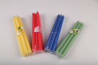 Online shopping wedding favor stick color candles with scent