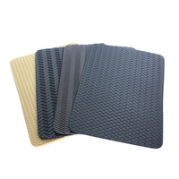 Durable high elastic colorful eva foam/rubber sheet with textured for shoes outsole making