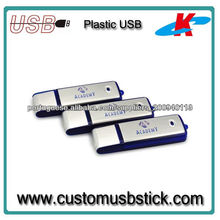 plasticrectangle stick USB 8GB