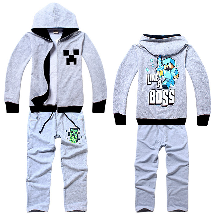 2f938db796bd 2019 2015 New Baby Boy Clothing Sets Kids Cotton Clothes Set Sport ...