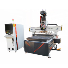 Jinan panel möbel produktion cnc holz carving router 1325 atc schrank, der maschine