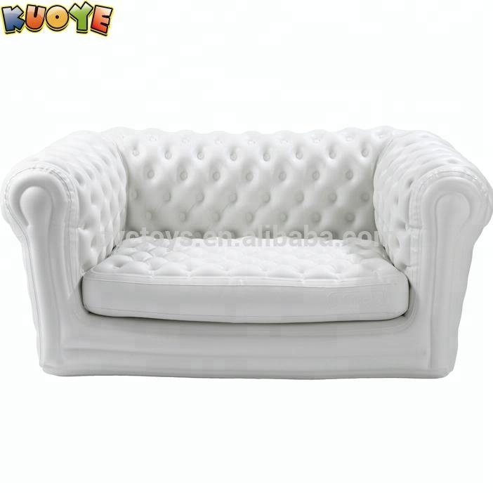 High quality luxury inflatable chesterfield <strong>sofa</strong>, inflatable furniture