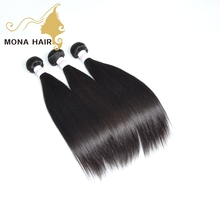 Hoge <span class=keywords><strong>Kwaliteit</strong></span> Grade 10a Virgin Hair Raw Onverwerkte Virgin Indian Hair Extension Human