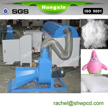 Pillow Filling Machine Polyester Ball Fiber For