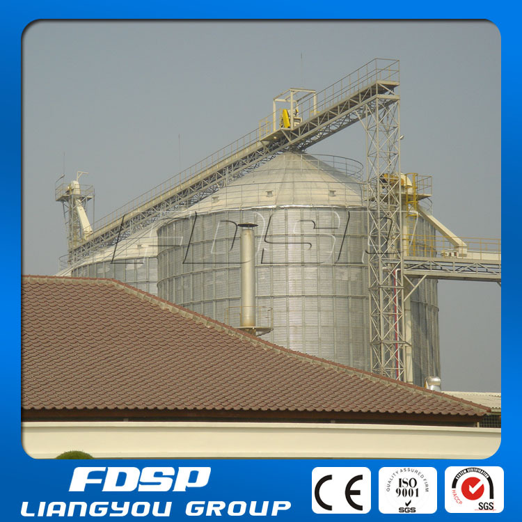 Quality Assurance Silo For Sand 10000tons Building Material ...